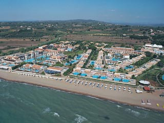 Aldemar Olympian Village - Royal Olympian - Air Photo