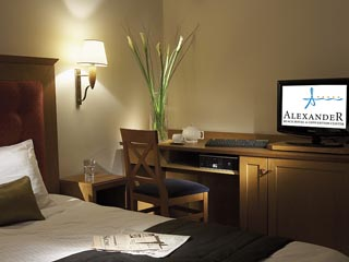 Alexander Beach Hotel and SPA - Business