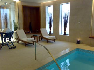 Alexander Beach Hotel and SPA - Spa Pool