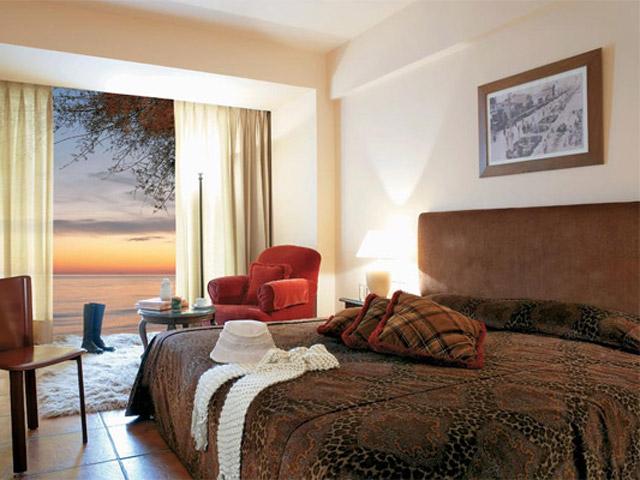 Grecotel Egnatia Grand Hotel - Deluxe Guestroom Bedroom