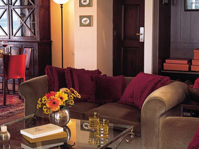 Grecotel Egnatia Grand Hotel - Presidential Suite Living Room