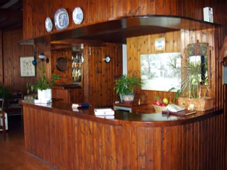 Rodopi Hotel - Reception