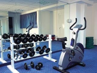 Airotel Malaconda Beach - Gym