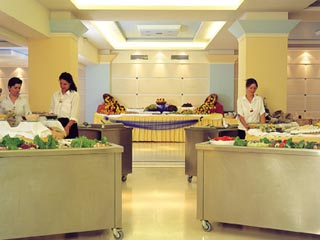 Airotel Malaconda Beach - Restaurant