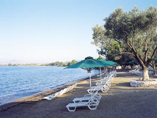 Airotel Malaconda Beach - Beach