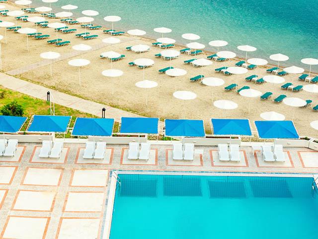 Bomo Palmariva Eretria Beach -