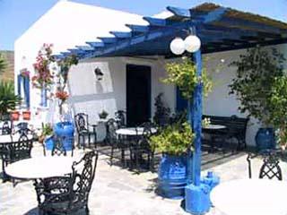 Galini Bungalows Tinos - Cafe