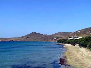 Galini Bungalows Tinos - Beach