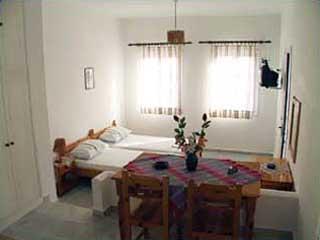 Galini Bungalows Tinos - Room