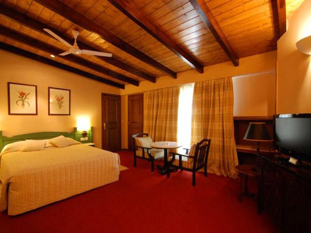 Montana Club Hotel - Deluxe Room
