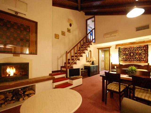 Montana Club Hotel - Suite 4 pax