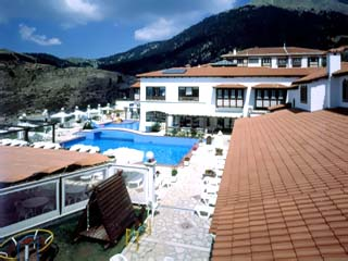 Montana Club HotelSwimming Pool