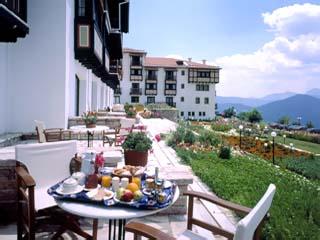 Montana Club Hotel - Exterior View