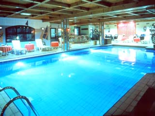Montana Club HotelIndoor Swimming Pool