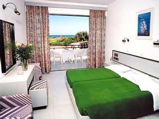 Thalassa Hotel - Room