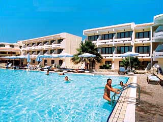Thalassa Hotel - Swimming Pool