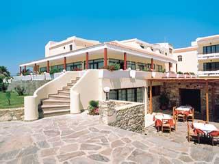 Thalassa Hotel - Exterior View