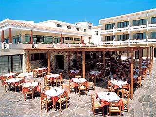 Thalassa Hotel - Restaurant