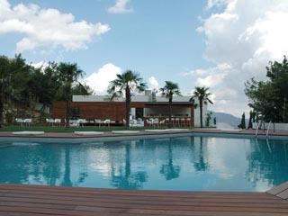Casino Xanthi Hotel - Swimming Pool