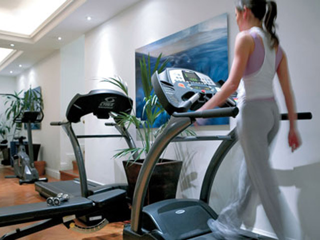 King George Palace - Fitness Room