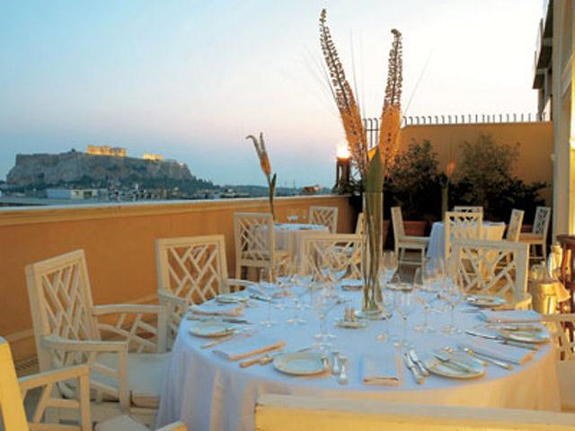 King George Palace - Tudor Hall Restaurant