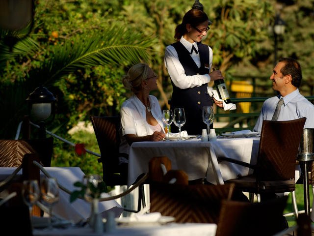 Atlantica Princess Hotel - Outdoor Restaurant
