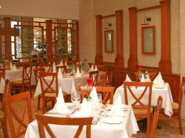 Atlantica Princess Hotel - Restaurant