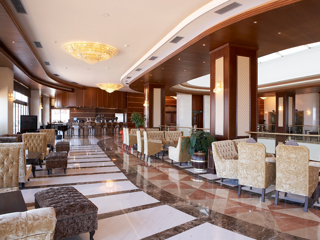 Atlantica Princess Hotel - Lobby