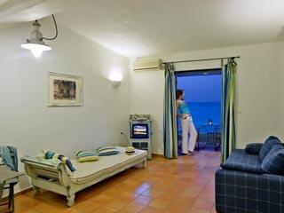 SunPrime Miramare Beach - Living room of suite