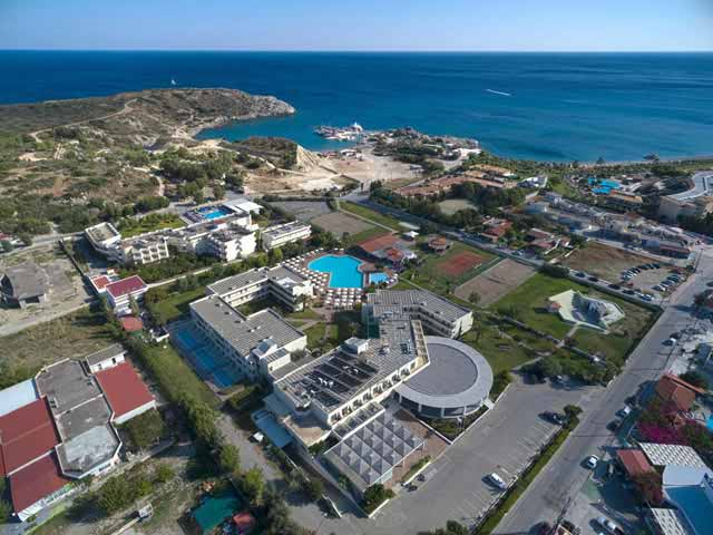 Mistral Hotel Rhodes -