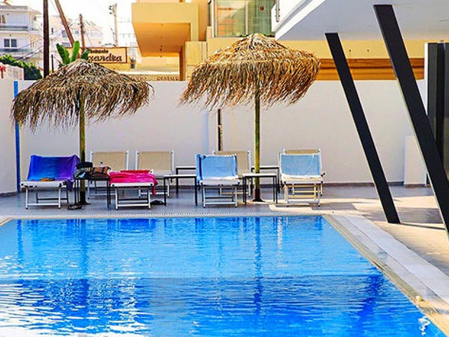 Alexia Premier City Hotel (Adults Only) -