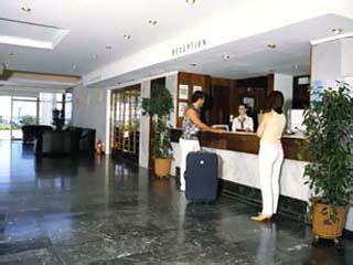 Aquarium View Hotel - Reception