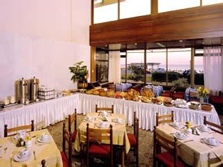 Aquarium View Hotel - Breakfast Area