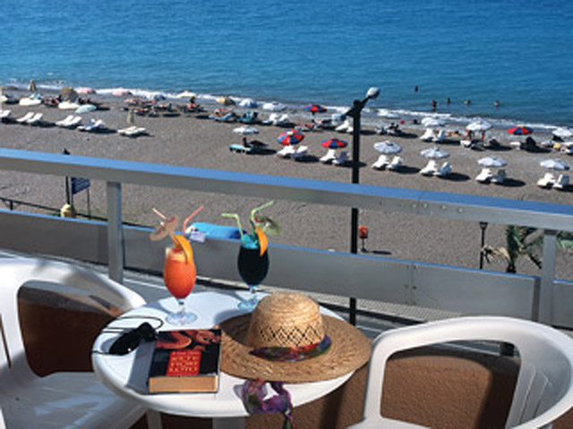 Belvedere Beach Hotel - Balcony