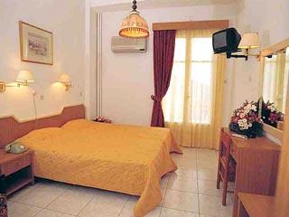 Iniohos Hotel - Room