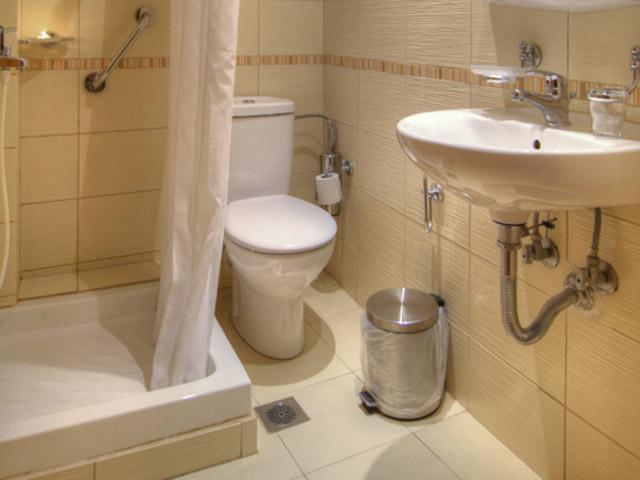 Acropole Delphi Hotel - Bathroom