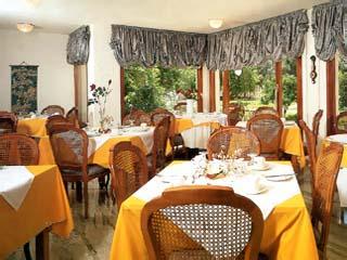 Olympia Villa - Restaurant
