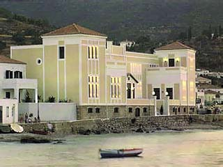 Nissia Traditional Residences - View of the Hotel