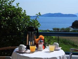 Plaza Hotel skiathos - Breakfast