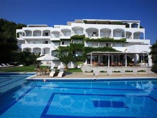 Plaza Hotel skiathos - Swimming Pool