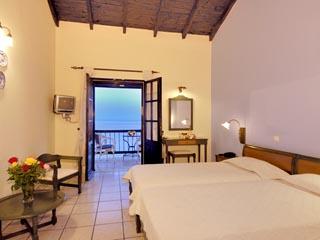 Adrina Beach Hotel - Sea View night