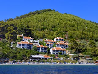 Adrina Beach Hotel - Exterior View