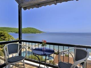 Adrina Beach Hotel - Sea View balcony