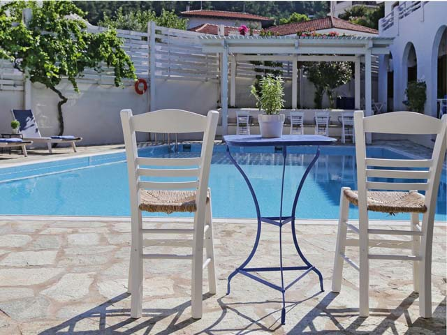 Skopelos Village -