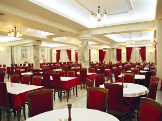 Orfeas Hotel - Restaurant