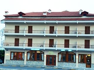 Orfeas Hotel - Exterior View