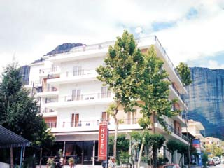 Edelweiss Hotel - Exterior View