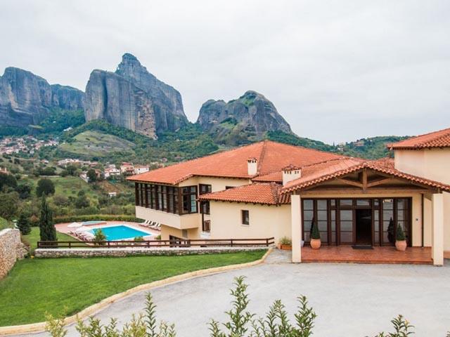 Meteora Hotel -