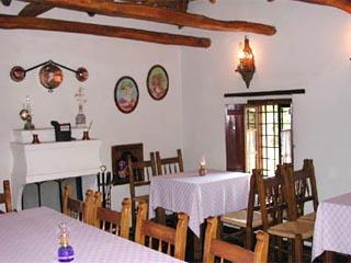 Arhontiko Kontou - Restaurant