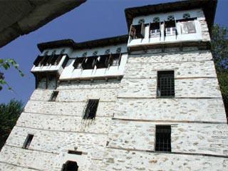Arhontiko Kontou - Exterior View